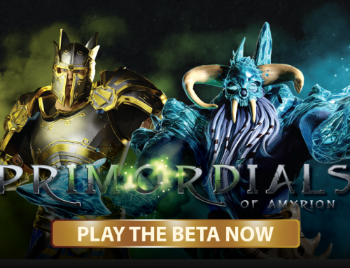 PRIMORDIALS BETA IS NOW LIVE – PLAY FREE NOW!