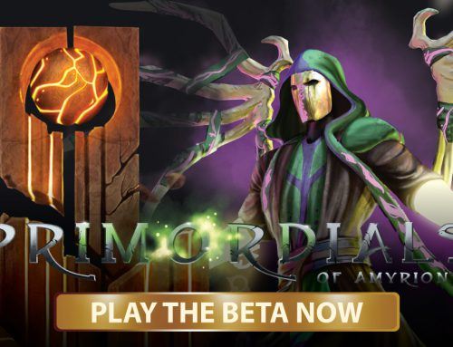 PRIMORDIALS OPEN BETA IS NOW LIVE – PLAY FREE ALL WEEK LONG!