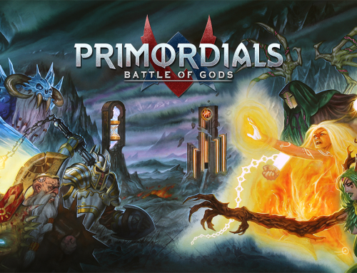 PRIMORDIALS: BATTLE OF GODS HAS LAUNCHED AS A FREE-TO-PLAY GAME!